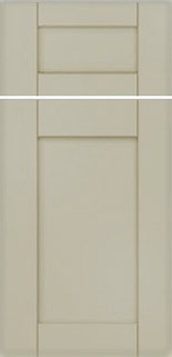 Milky White Kitchen Cabinets Calgary