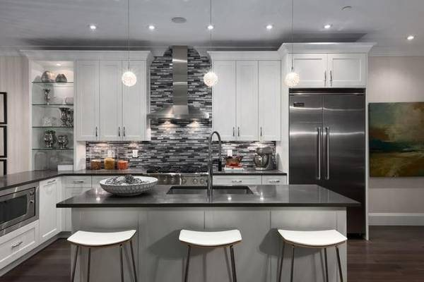 Calgary Kitchen Cabinets